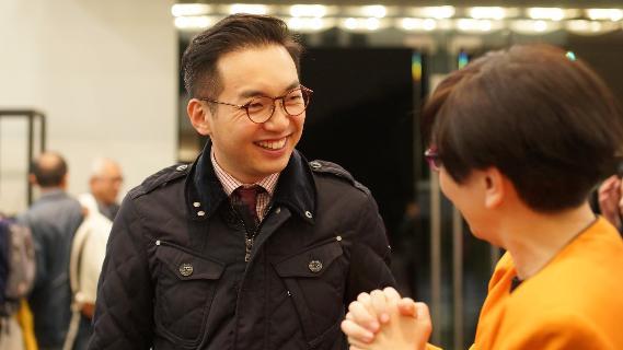 立法會議員楊岳橋
