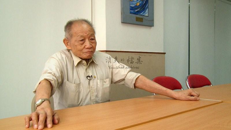 郭慶鎏 - 時任「港九油漆業總工會」副理事長